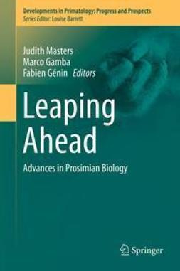 Masters, Judith - Leaping Ahead, ebook