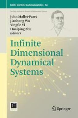 Mallet-Paret, John - Infinite Dimensional Dynamical Systems, e-bok