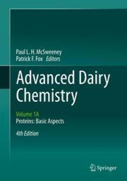 McSweeney, Paul L. H. - Advanced Dairy Chemistry, ebook