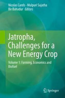 Carels, Nicolas - Jatropha, Challenges for a New Energy Crop, ebook