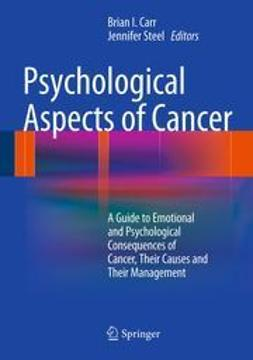 Carr, Brian I. - Psychological Aspects of Cancer, e-bok