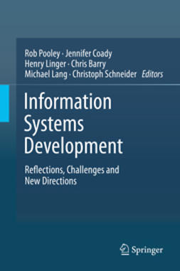Pooley, Rob - Information Systems Development, e-bok