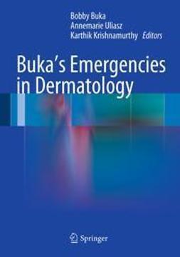 Buka, Bobby - Buka's Emergencies in Dermatology, ebook