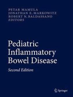 Mamula, Petar - Pediatric Inflammatory Bowel Disease, ebook