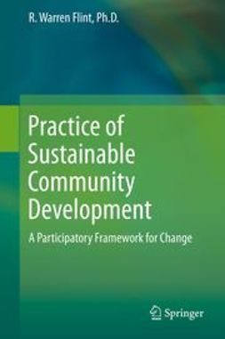 Flint, R. Warren - Practice of Sustainable Community Development, e-bok