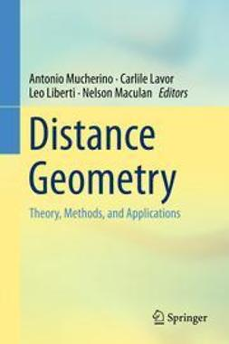 Mucherino, Antonio - Distance Geometry, ebook