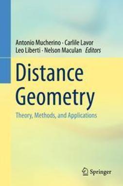 Mucherino, Antonio - Distance Geometry, e-kirja