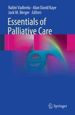Vadivelu, Nalini - Essentials of Palliative Care, ebook