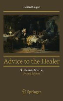 Colgan, Richard - Advice to the Healer, ebook