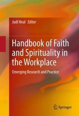 Neal, Judi - Handbook of Faith and Spirituality in the Workplace, e-bok