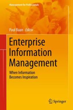 Baan, Paul - Enterprise Information Management, ebook