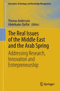 Andersson, Thomas - The Real Issues of the Middle East and the Arab Spring, e-bok