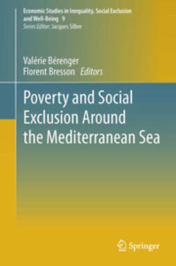 Berenger, Valerie - Poverty and Social Exclusion around the Mediterranean Sea, ebook