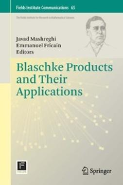 Mashreghi, Javad - Blaschke Products and Their Applications, ebook