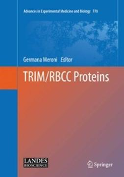 Meroni, Germana - TRIM/RBCC Proteins, e-kirja