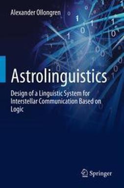 Ollongren, Alexander - Astrolinguistics, ebook