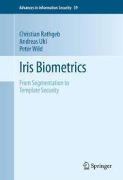 Rathgeb, Christian - Iris Biometrics, e-kirja