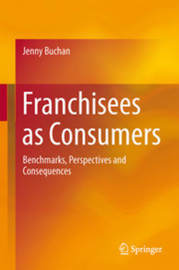 Buchan, Jenny - Franchisees as Consumers, ebook