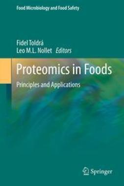 Toldrá, Fidel - Proteomics in Foods, e-bok