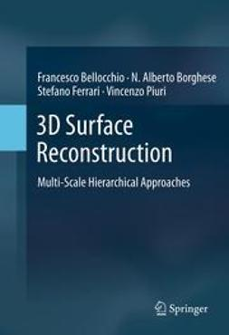 Bellocchio, Francesco - 3D Surface Reconstruction, ebook
