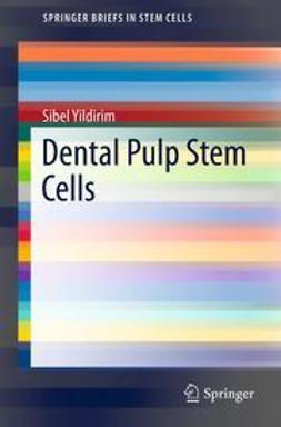 Yildirim, Sibel - Dental Pulp Stem Cells, e-bok