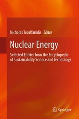 Tsoulfanidis, Nicholas - Nuclear Energy, e-bok