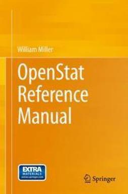 Miller, William - OpenStat Reference Manual, ebook