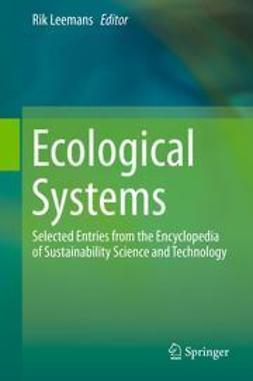 Leemans, Rik - Ecological Systems, ebook