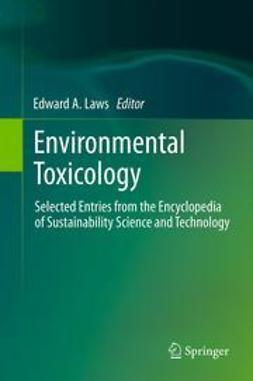 Laws, Edward A. - Environmental Toxicology, e-bok