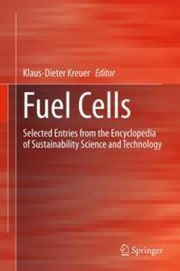 Kreuer, Klaus-Dieter - Fuel Cells, e-bok