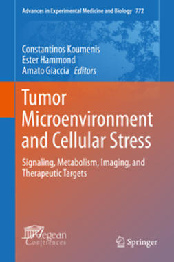 Koumenis, Constantinos - Tumor Microenvironment and Cellular Stress, ebook