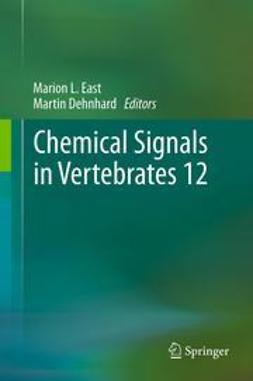 East, Marion L - Chemical Signals in Vertebrates 12, e-bok