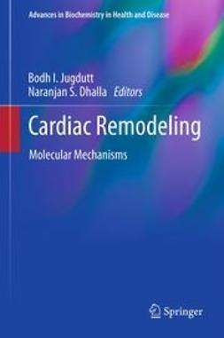 Jugdutt, Bodh I. - Cardiac Remodeling, e-bok