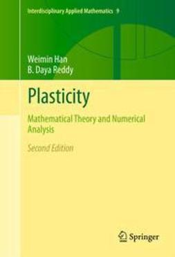 Han, Weimin - Plasticity, ebook