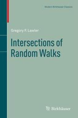 Lawler, Gregory F. - Intersections of Random Walks, ebook