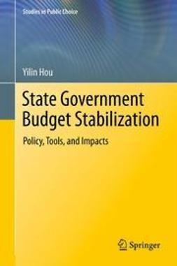 Hou, Yilin - State Government Budget Stabilization, ebook