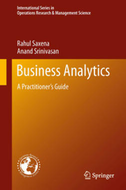 Saxena, Rahul - Business Analytics, ebook