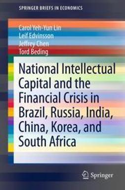 Lin, Carol Yeh-Yun - National Intellectual Capital and the Financial Crisis in Brazil, Russia, India, China, Korea, and South Africa, ebook