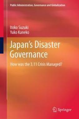 Suzuki, Itoko - Japan's Disaster Governance, ebook
