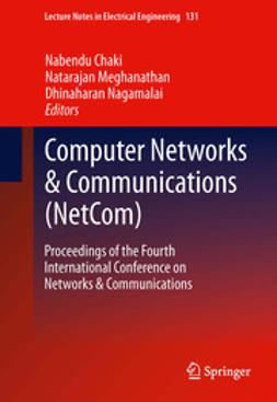 Chaki, Nabendu - Computer Networks & Communications (NetCom), e-bok