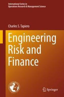 Tapiero, Charles S. - Engineering Risk and Finance, ebook