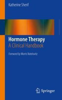 Sherif, Katherine - Hormone Therapy, ebook