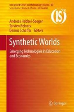 Hebbel-Seeger, Andreas - Synthetic Worlds, ebook
