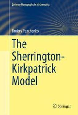 Panchenko, Dmitry - The Sherrington-Kirkpatrick Model, ebook