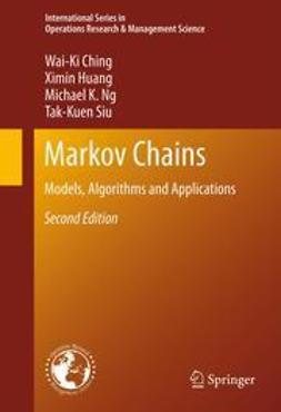 Ching, Wai-Ki - Markov Chains, ebook