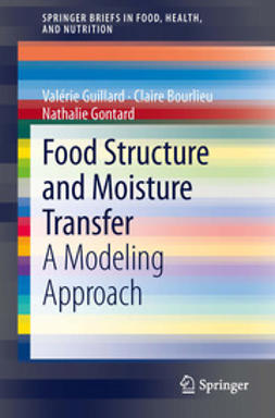 Guillard, Valérie - Food Structure and Moisture Transfer, e-kirja