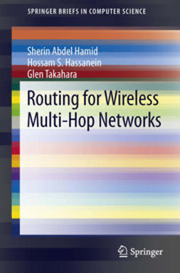 Hamid, Sherin Abdel - Routing for Wireless Multi-Hop Networks, e-kirja