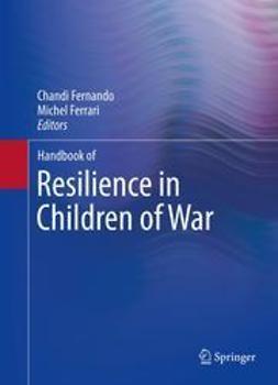 Fernando, Chandi - Handbook of Resilience in Children of War, e-bok
