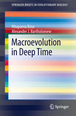 Bose, Rituparna - Macroevolution in Deep Time, ebook