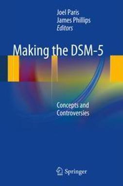 Paris, Joel - Making the DSM-5, ebook